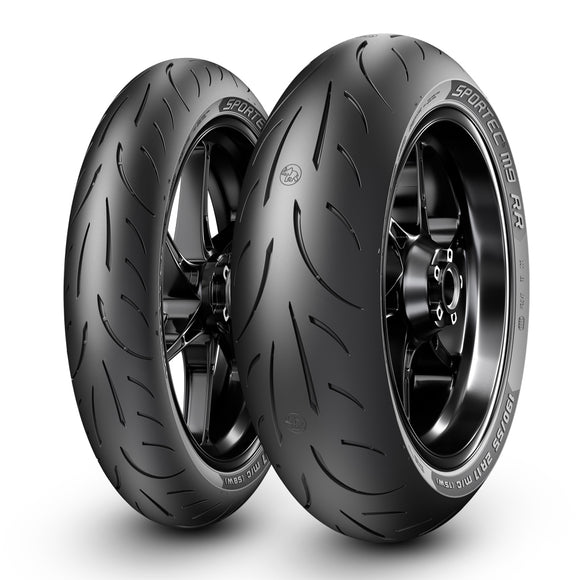 Metzeler Sportec M9RR Tyres (Pick Up)