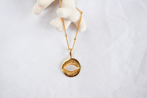 Babymoon Necklace