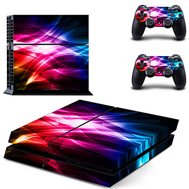 wazin - Sticker For PS4 Console -