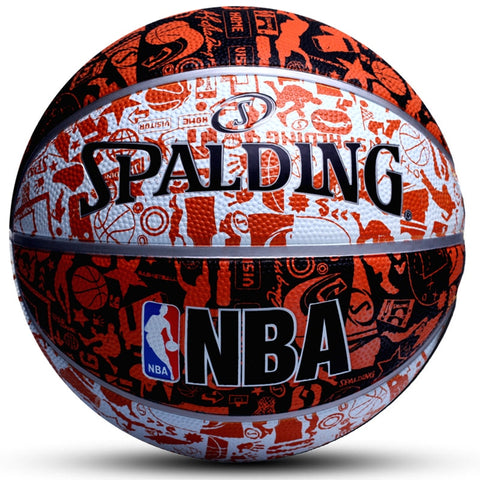 wazin - Original Spalding 7th NBA Basketball -