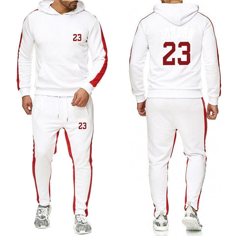 wazin - Men's Fashion Sports Tracksuit -