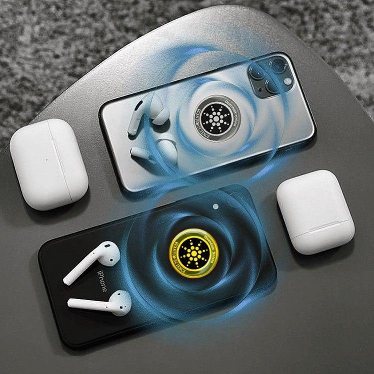 Quantum Shield Sticker 6pcs