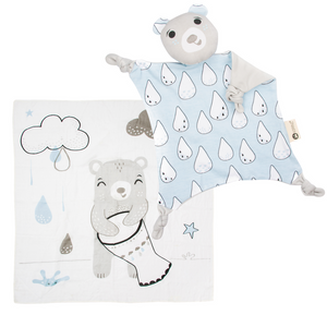 Billie Blankie + Wrap Gift Set