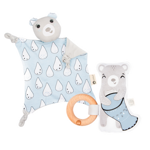 Billie Blankie + Rattle Gift Set