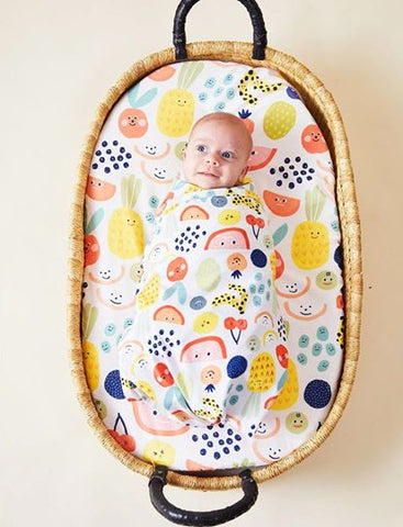 Fruit Tingle- Baby wrap