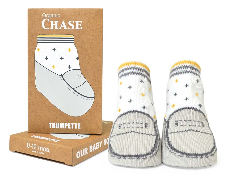 Organic Cotton Chase Socks, 1 Pack