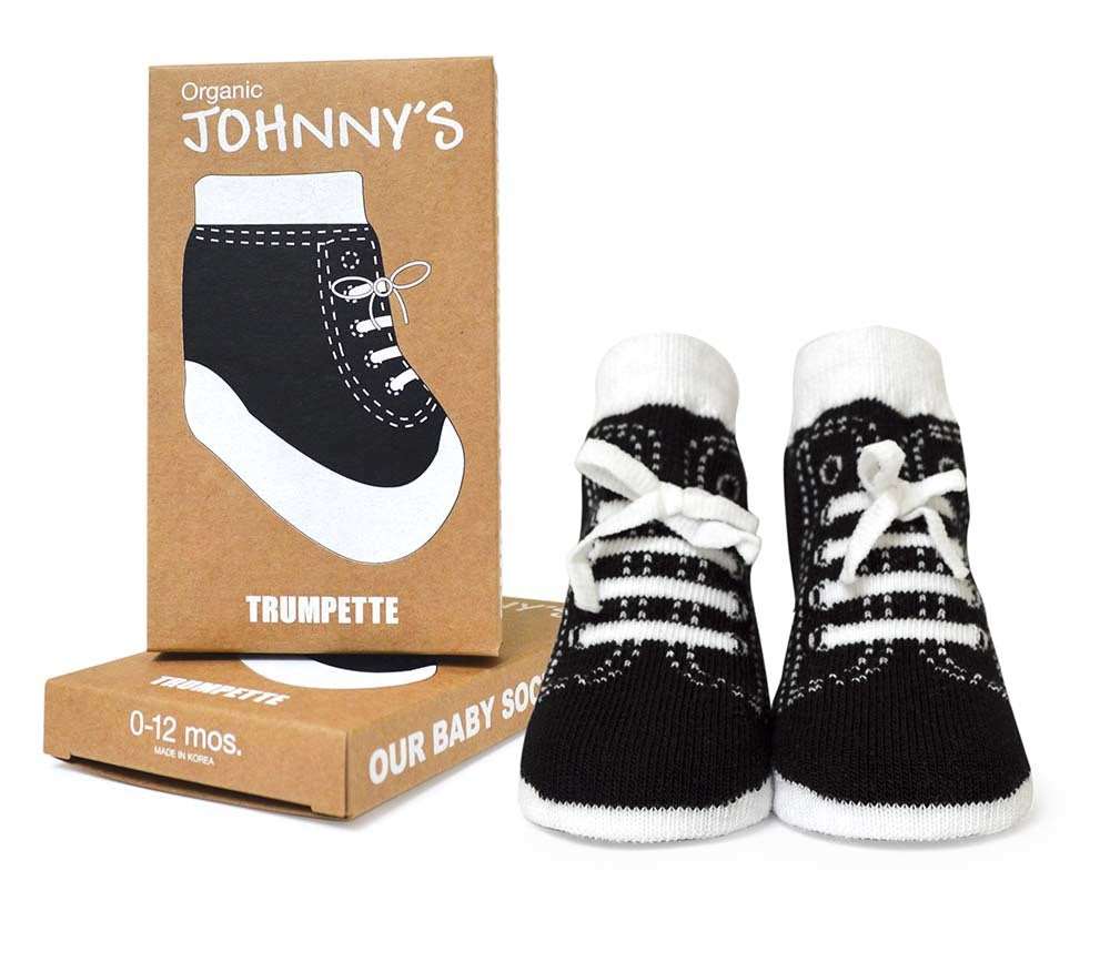 Organic Cotton Johnny Socks, 1 Pack