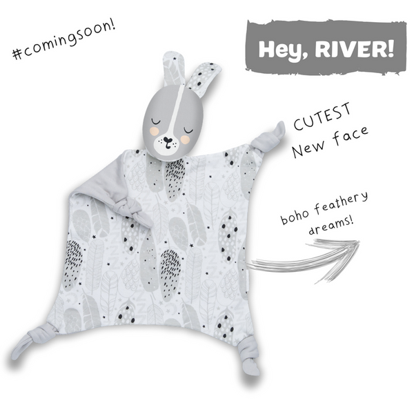 River Blankie + Wrap Gift Set