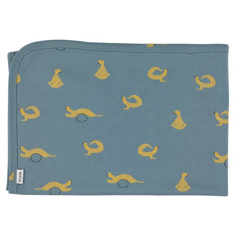 Cotton blanket - Whippy Weasel (75 x100cm)
