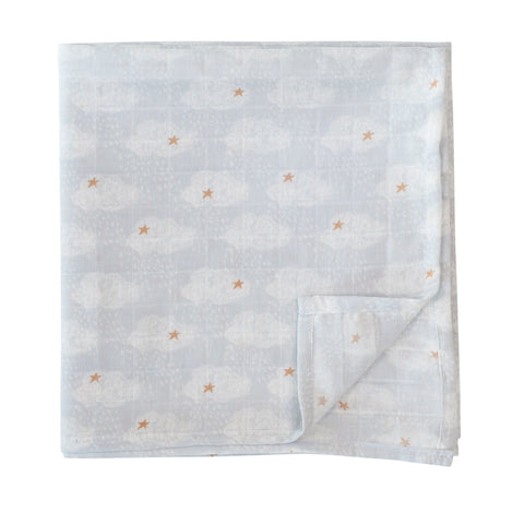 Muslin cloths Clouds ( 60 x 60cm)- set of 3 pieces