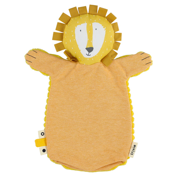 Handpuppet Mr. Lion