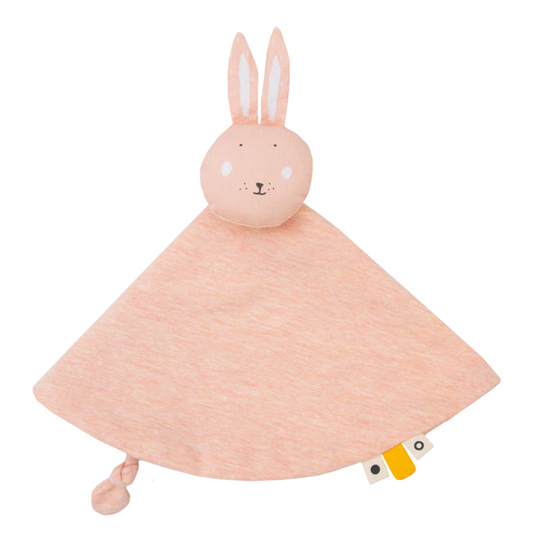 Baby comforter - Mrs. Rabbit