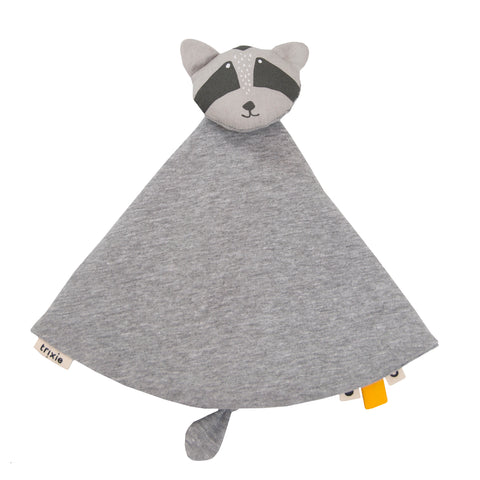 Baby comforter - Mr. Raccoon