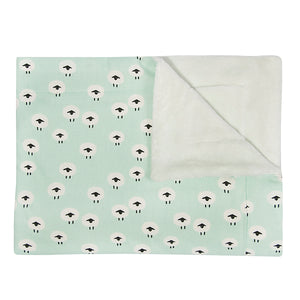 Fleece Blanket - Sheep (75 x 100 cm)