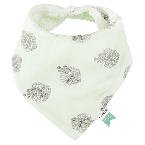 Bandana bib - Blowfish
