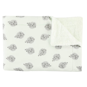 Fleece blanket - Blowfish (75 x 100 cm)