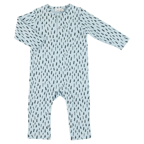 Onesie long - Blue Meadow