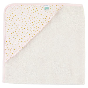 Hooded towel - Moonstone