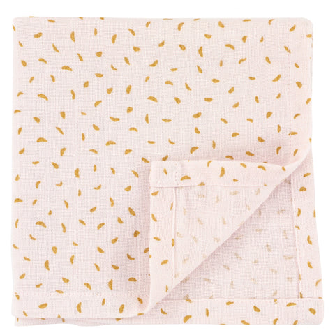 Muslin cloths - Moonstone (60 x 60 cm) set of 3 pieces