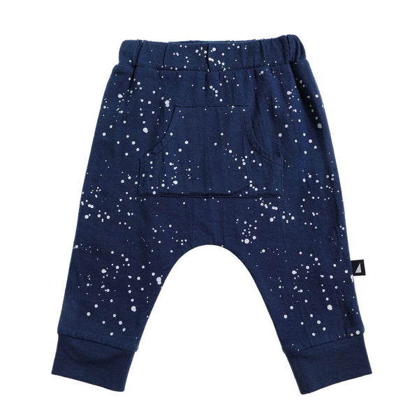 Night Sky Pocket Baggies Navy