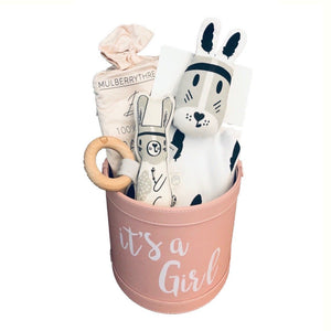 "Welcome ""Little Girl"" Gift Set"