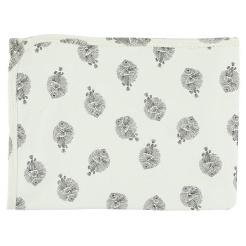 Cotton blanket - Blowfish (75 x 100 cm)