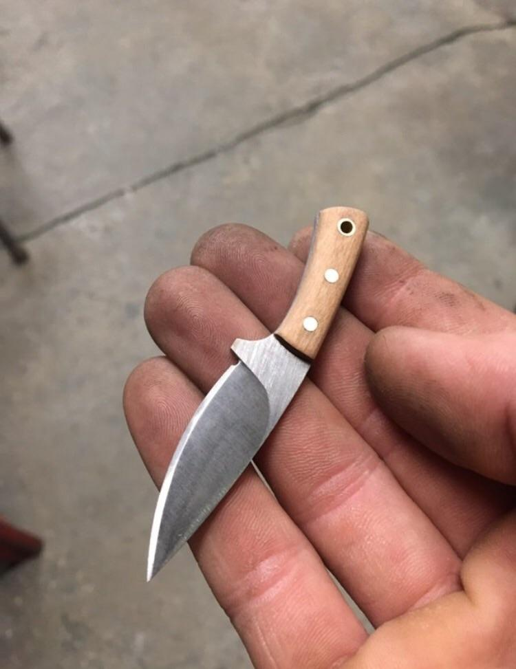 Hand-Made Miniature Knife