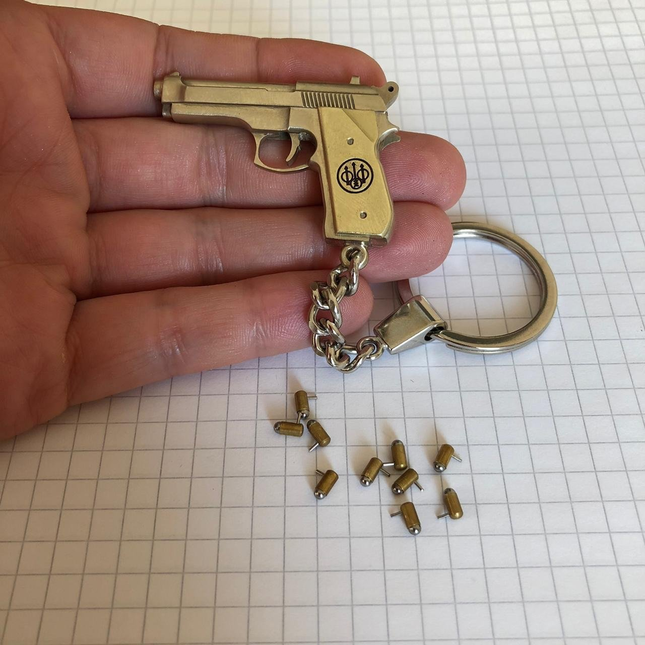 2mm Pinfire Replica - Gold Edition 2019