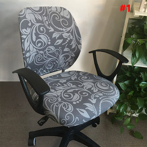 50 Off Today Decorative Office Chair Cover Buy 4 Free Shipping