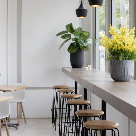 Cafe Fitout - Port Melbourne