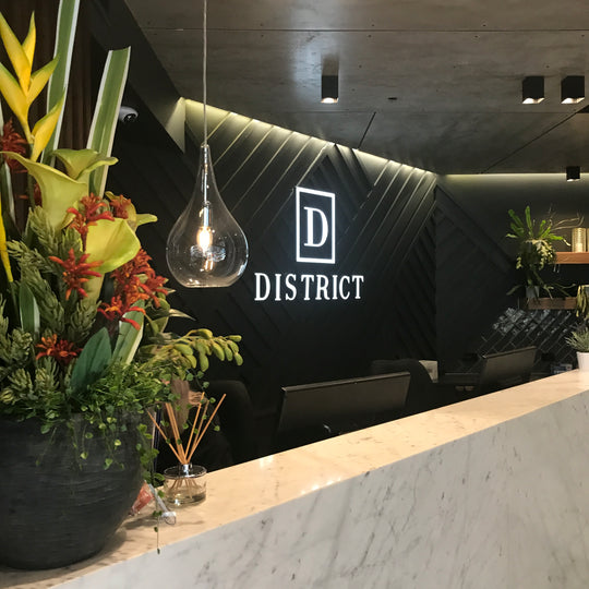 Florals - District Apartments