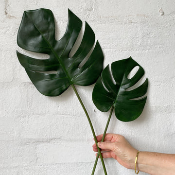 Monsteria Leaves (Artificial)