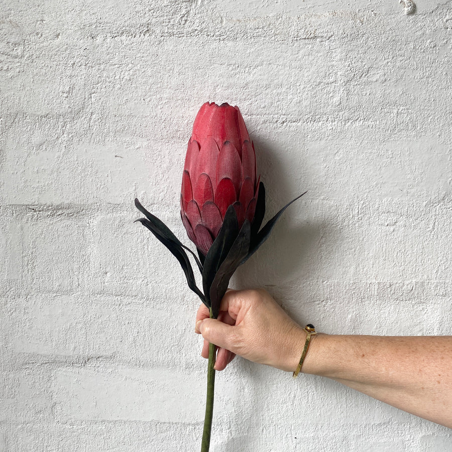 Artificial Protea Stem
