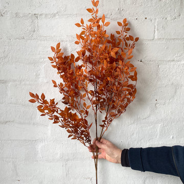 Artificial Autumn Leaf Bush