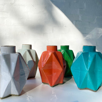 Mini Ceramic Vases