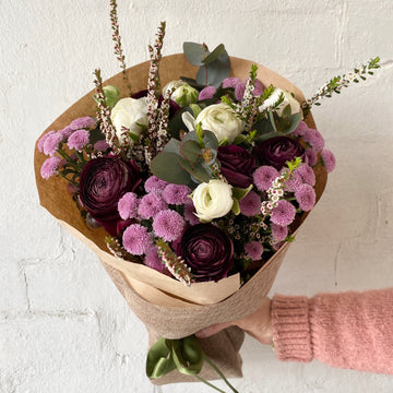 Melb Fresh Flower Delivery | Lilac Dreams