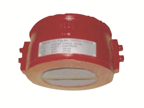 "4"" Double Door Check Valve Wafer Type-UL/FM"