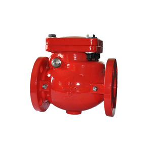 "2 1/2"" Swing Check Valve 300PSI UL/FM"