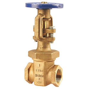 "2"" OS&Y Gate Valve Threaded - 175 PSI - UL/FM"
