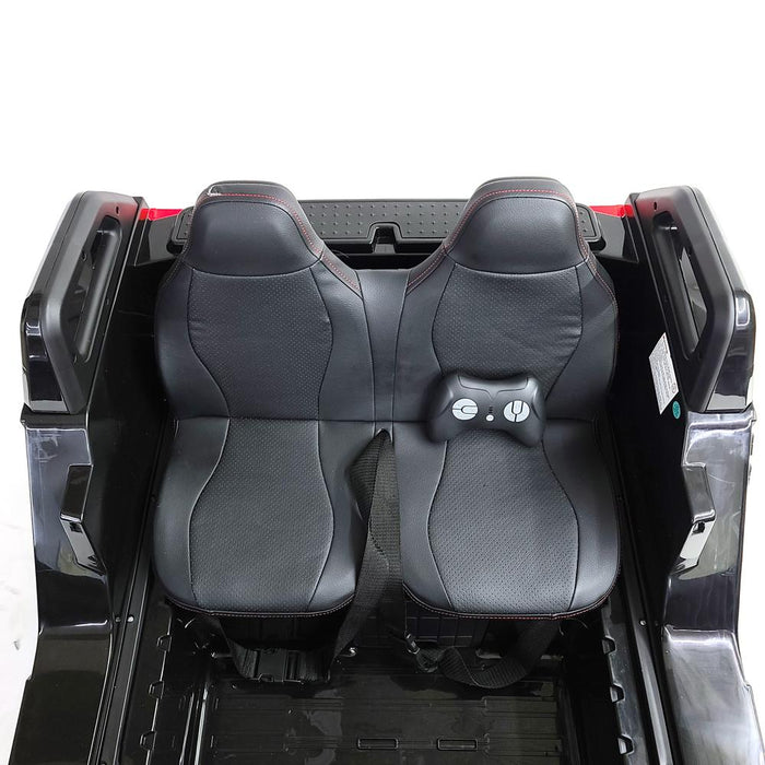 BUGGY SX 1928 BLACK 24 Volts, 4 Motors ,FM Radio, Bluetooth