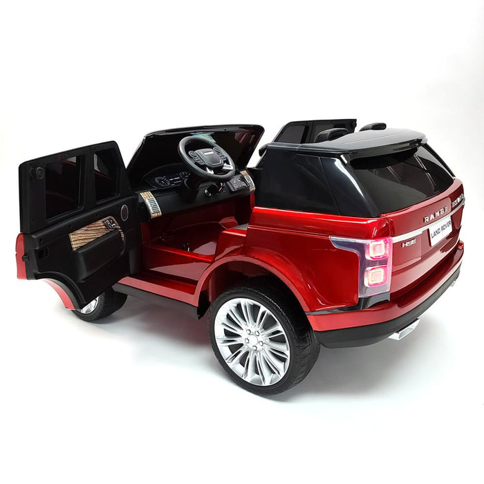 Kids Electric Ride On Car Range Rover Sport*Remote Control*TV*Rubber Wheels*2 Seats*4 Motors