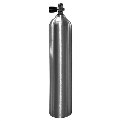 Catalina Aluminium Cylinder 40 cu ft / 5.75L with DIN/K Valve