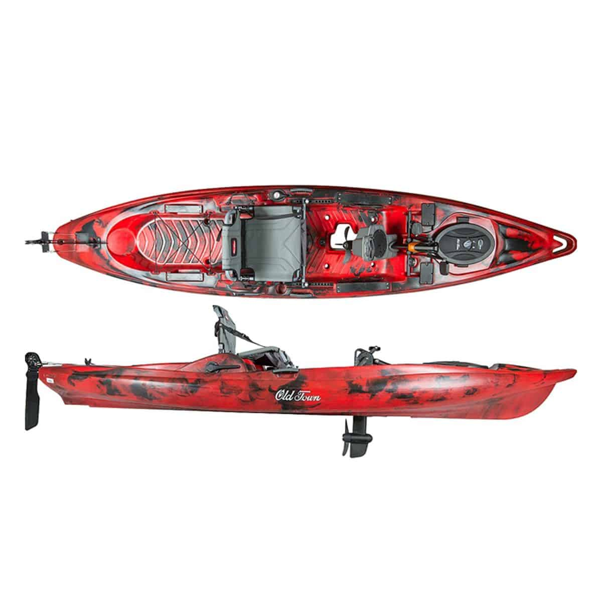 Old Town Predator PDL Kayak 2020 Stock arriving November 2020