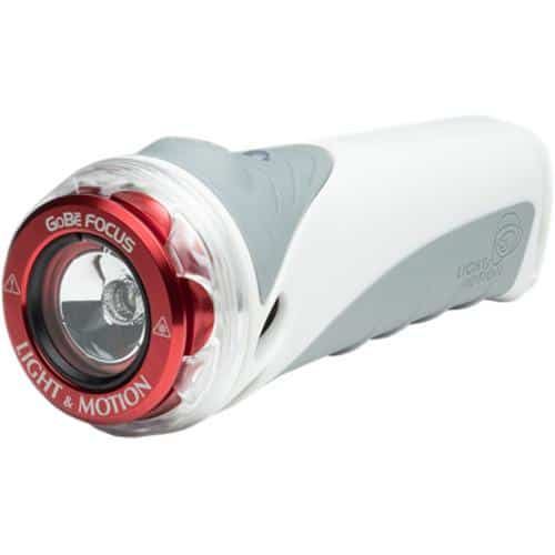 Light and Motion GoBe Red Focus Dive Light