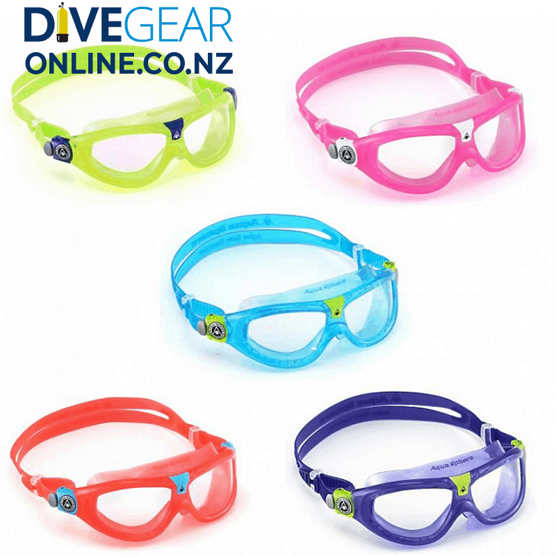 Aquasphere Seal Kid 2 Swim Goggles