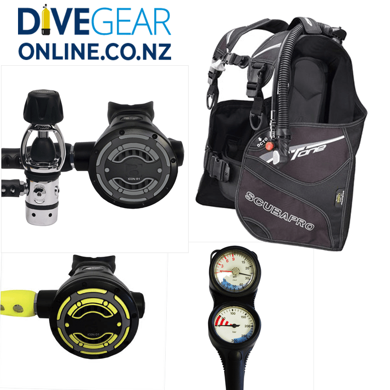 Entry Level Scuba Package