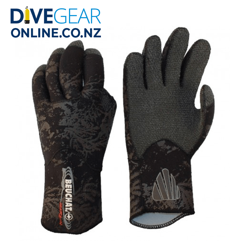 Beuchat Marlin Kevlar Gloves
