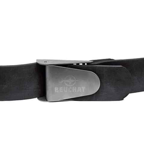 Beuchat Quick Release Rubber Weight Belt