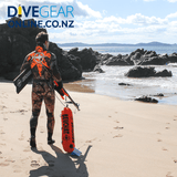 Freediver Ultimate Camo Package - Safety Set - Elaskin Socks and Gloves