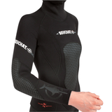Beuchat Athena Freediving Womans Wetsuit jacket